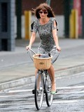 Which Celebrity Has the Best Bike-Riding Style?