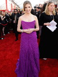 Which star wore the most fabulous SAG Awards dress to date?