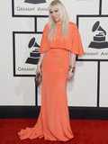 Who was the best dressed at the 2014 Grammy Awards?
