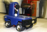 Robot And Security Companies Launch Co-Developed New Security Robot