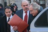 Bernard Madoff in Bernard Madoff Returns To Court In Bail Dispute