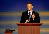 Aaron Schock in John McCain Accepts The Republican Party Nomination