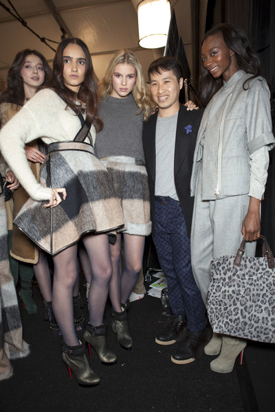 3.1 Phillip Lim Fall 2010 - Backstage
