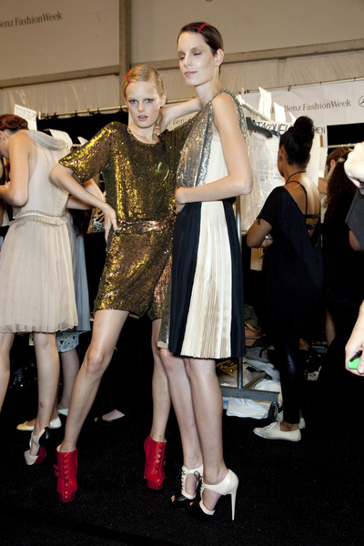 3.1 Phillip Lim Spring 2010 - Backstage