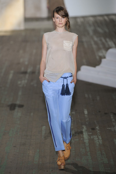 3.1 Phillip Lim at New York Spring 2011