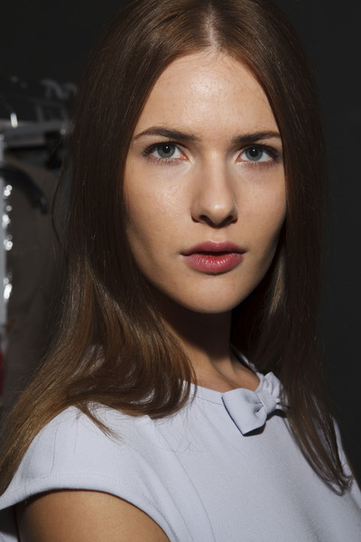 Agnès B. at Paris Spring 2014 (Backstage)