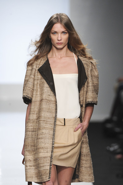 Aigner at Milan Spring 2011