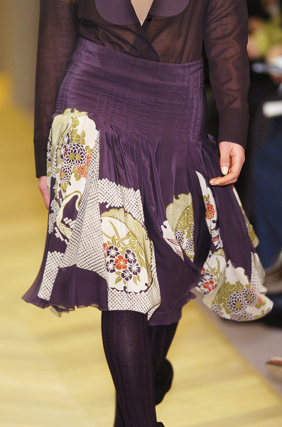 Akris Fall 2005 - Details