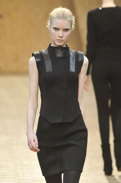 Akris at Paris Fall 2009