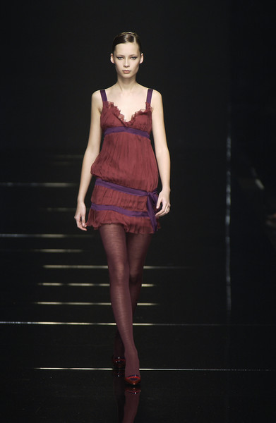 Alberta Ferretti at Milan Fall 2003