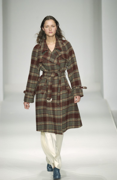 Alberto Biani at Milan Fall 2002