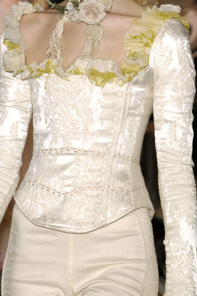 Alessandro de Benedetti at Milan Fall 2006 (Details)