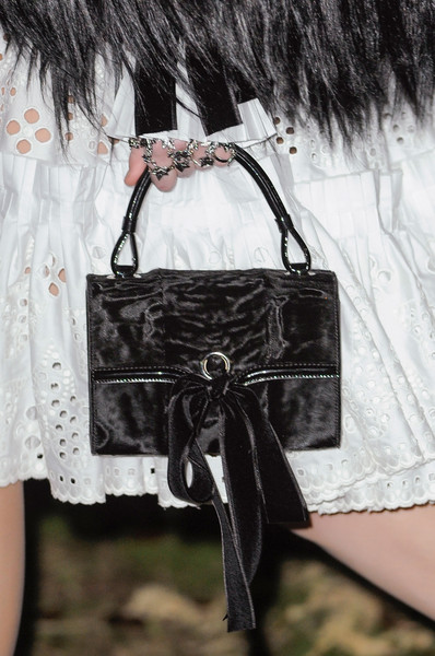 Alexander McQueen at Paris Fall 2014 (Details)