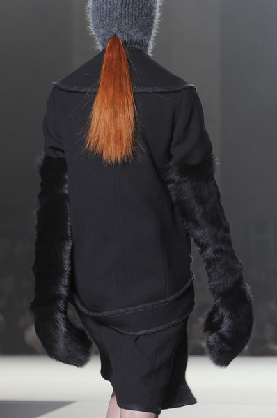 Alexander Wang at New York Fall 2013 (Details)