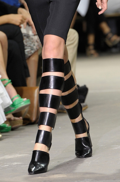 Alexander Wang at New York Spring 2013 (Details)