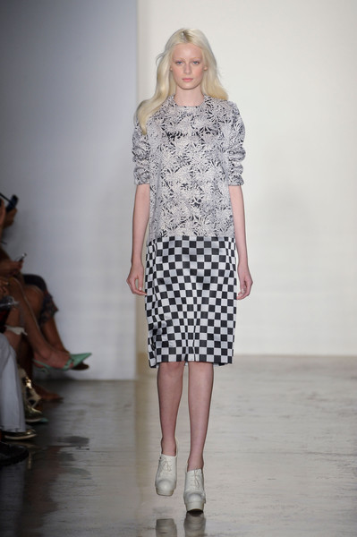 Alexandre Herchcovitch at New York Spring 2013
