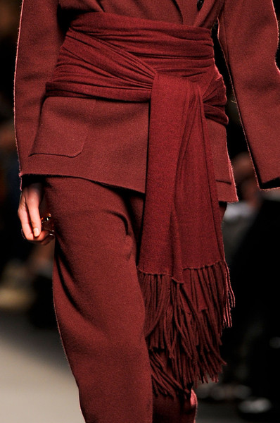 Allude at Paris Fall 2012 (Details)