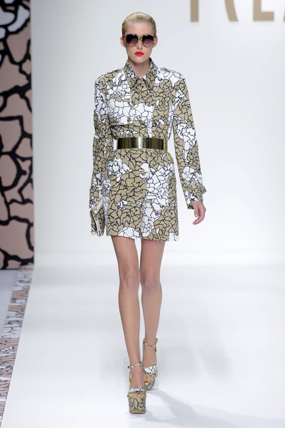 Alviero Martini at Milan Spring 2011