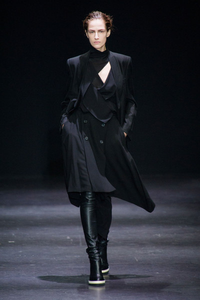 Ann Demeulemeester at Paris Fall 2014