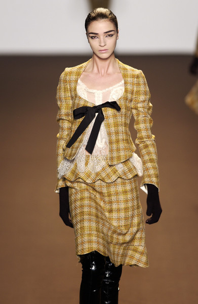 Anna Molinari at Milan Fall 2005