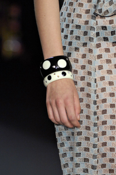 Anna Sui at New York Spring 2008 (Details)