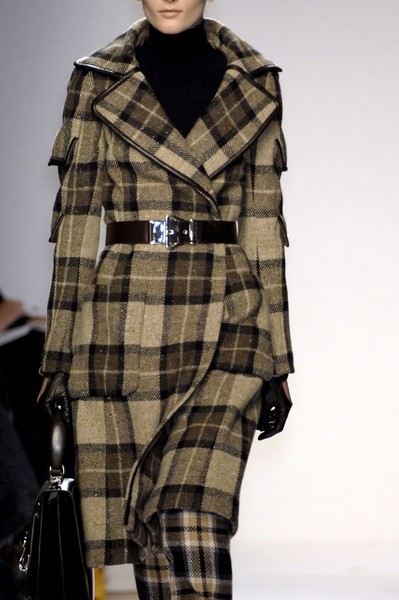 Anne Klein at New York Fall 2007 (Details)