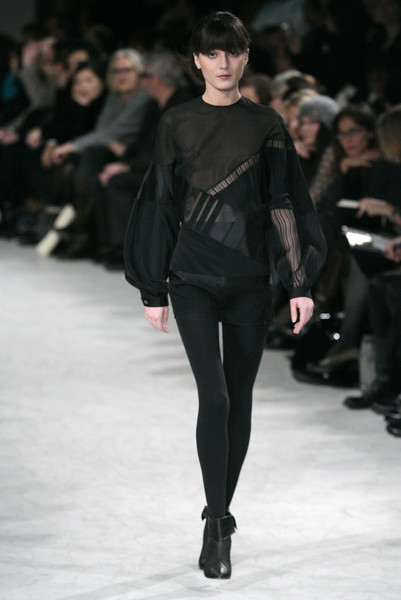 Anne Valérie Hash at Couture Spring 2007
