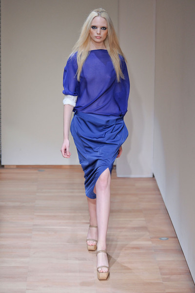 Anne Valérie Hash Spring 2012