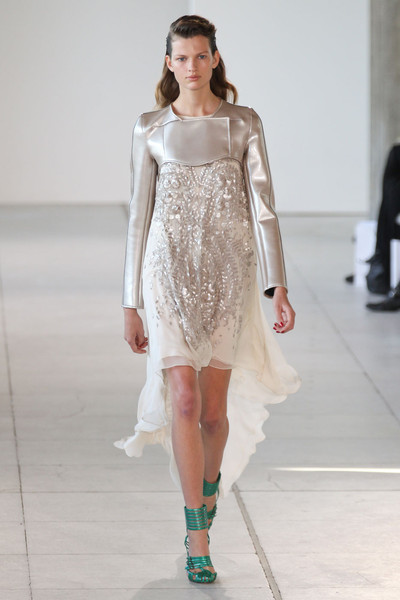 Antonio Berardi at London Spring 2012