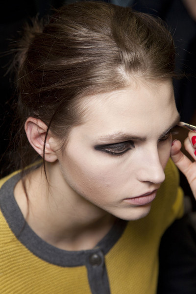 Antonio Marras Fall 2012 - Backstage
