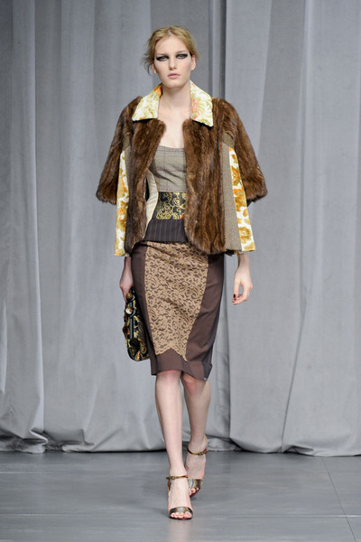 Antonio Marras at Milan Fall 2012