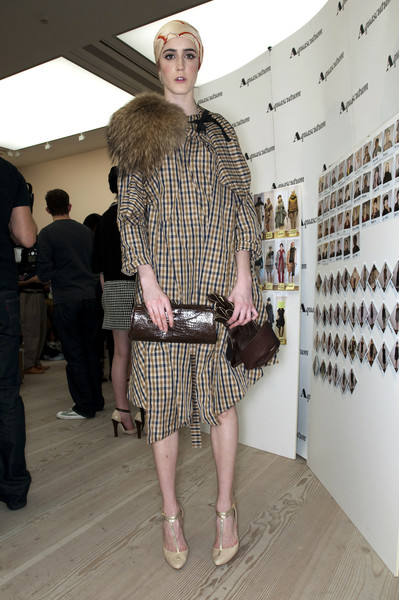 Aquascutum Fall 2009 - Backstage