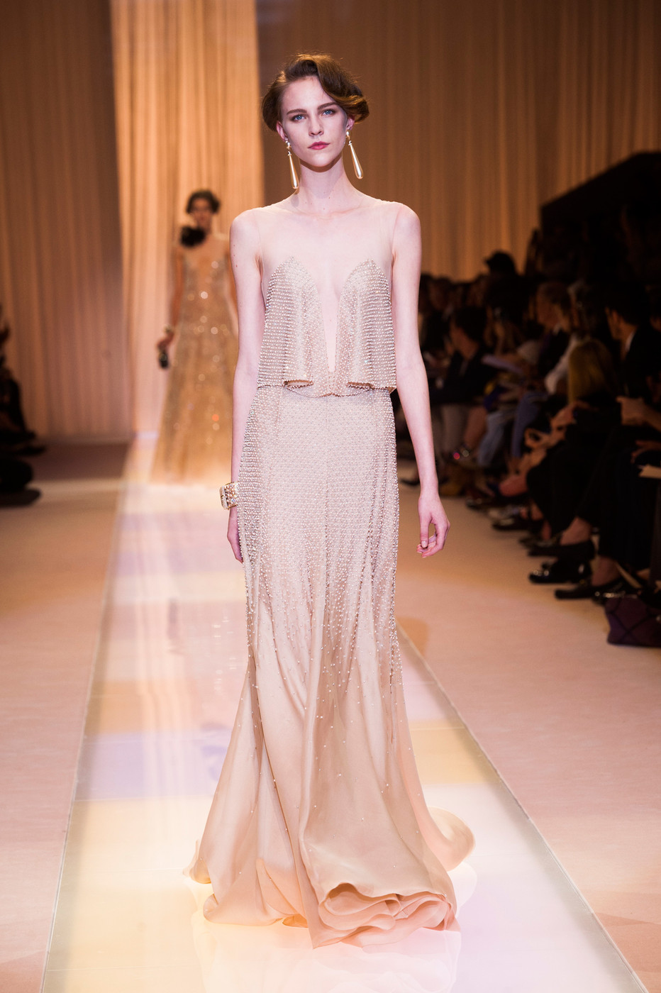 Armani's Champaign Glitz - 20 Dream Wedding Dresses for ...