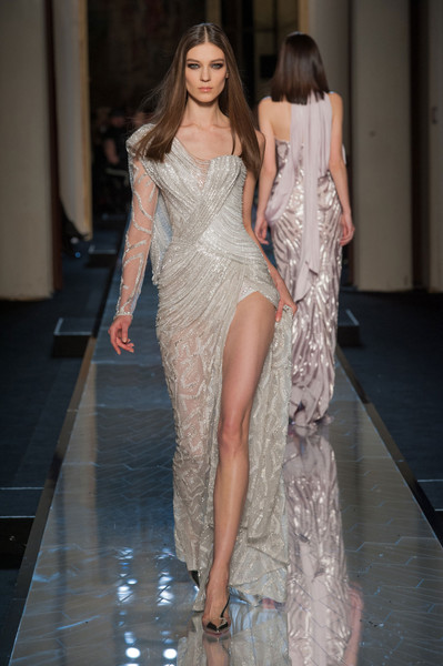 Atelier Versace The Dreamiest Couture Dresses Of Spring
