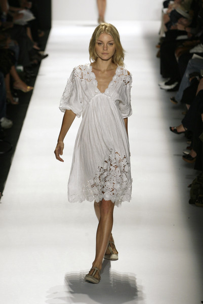 BCBG Max Azria at New York Spring 2007