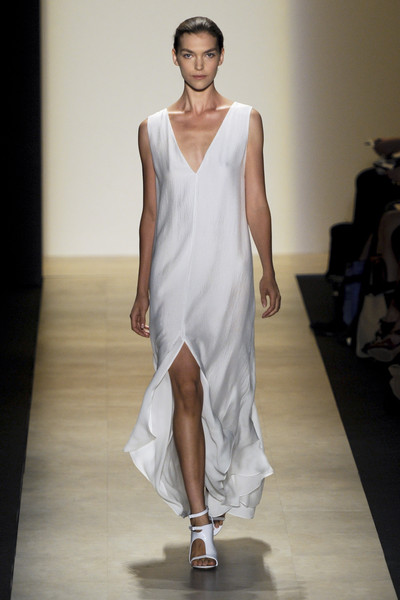 BCBG Max Azria at New York Spring 2011