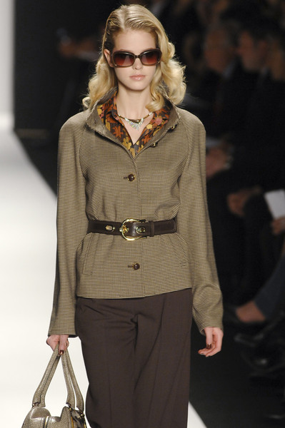 Badgley Mischka at New York Fall 2008