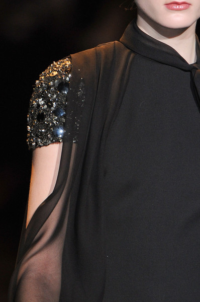 Badgley Mischka Fall 2011 - Details