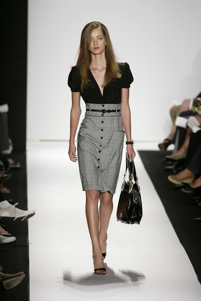 Badgley Mischka at New York Spring 2008