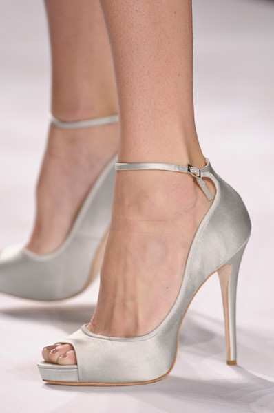 sports shoes e5b1d 6848f Badgley Mischka, Spring 2013 - Best Shoes of Spring 2013 ...
