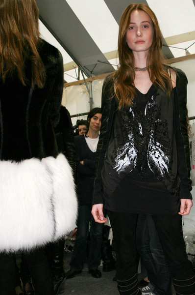 Barbara Bui Fall 2009 - Backstage
