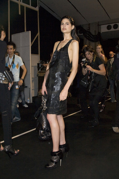 Barbara Bui Spring 2009 - Backstage