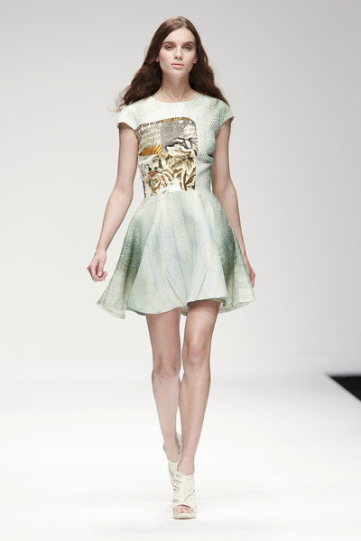Basso & Brooke at London Spring 2011