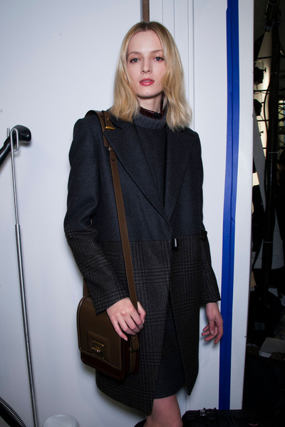 Belstaff Fall 2013 - Backstage