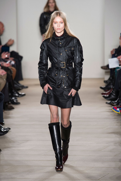 Belstaff at New York Fall 2013