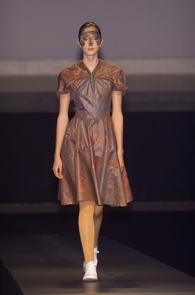 Bernhard willhelm at paris fashion week fall 2001 stylebistro - Bernard wilhelm ...