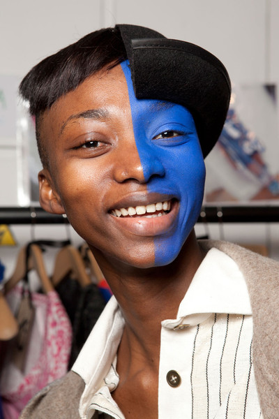 Bernhard Willhelm Fall 2012 - Backstage