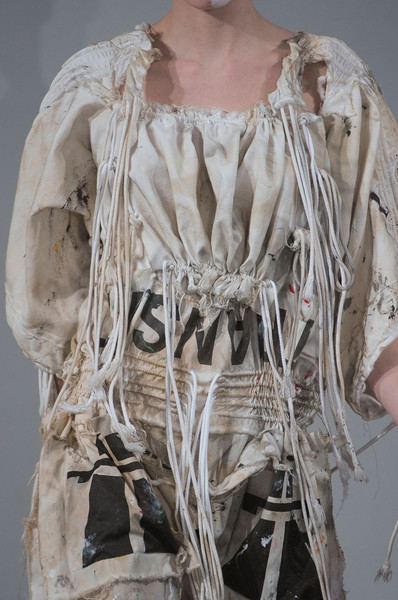 Bernhard Willhelm Fall 2012 - Details