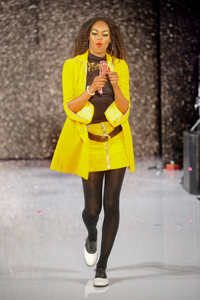 Betsey Johnson at New York Spring 2013