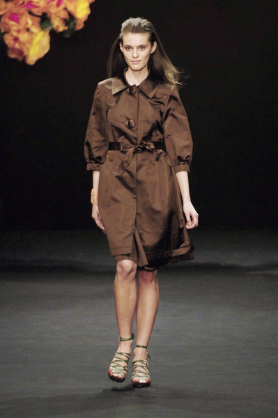 Betty Jackson at London Spring 2006